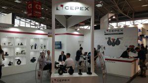 Cepex stand