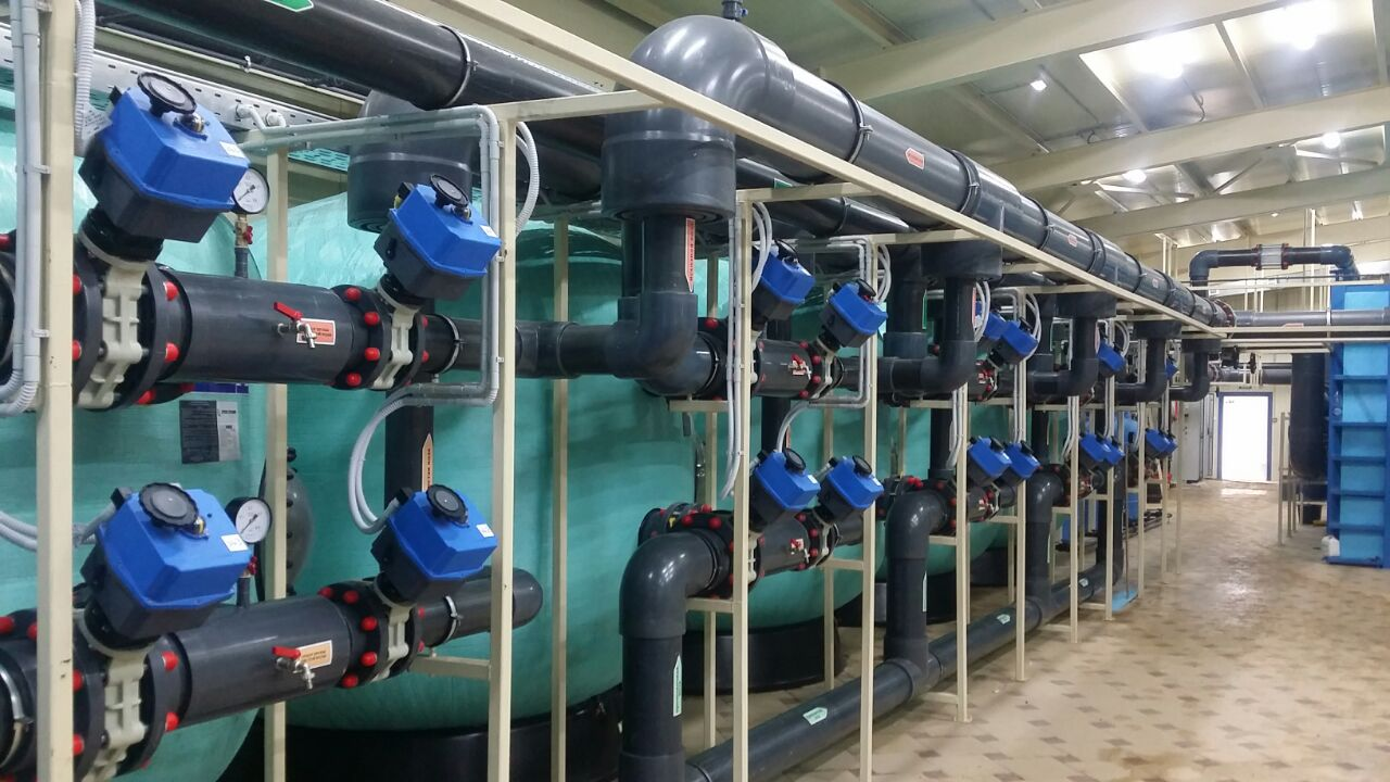Russia water treatment