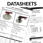 Product datasheets